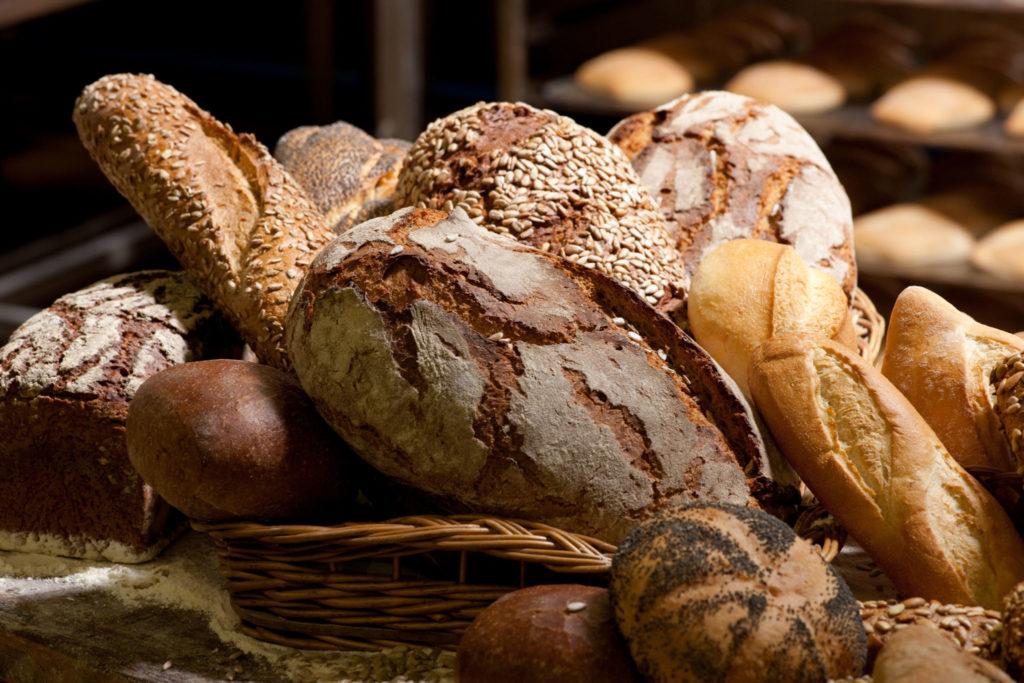 bread buns Brot Brötchen